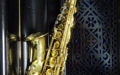 Saxophone alto SELMER Mark VII