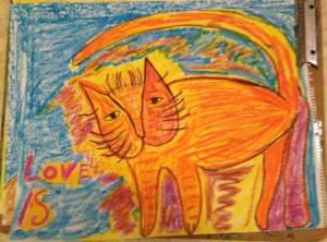 Mary's Cat
