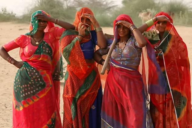 Rajasthani-women