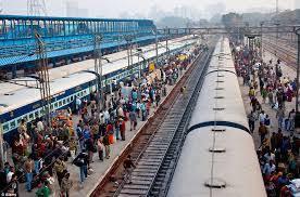 दिल्ली, बिहार और रेल की सवारी