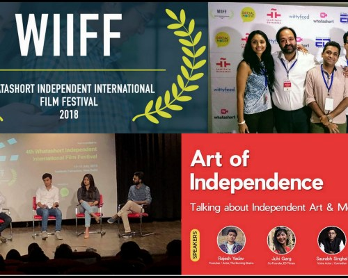 WIIFF 2018 Day 2 – An Exuberant Celebration of Art and Talent