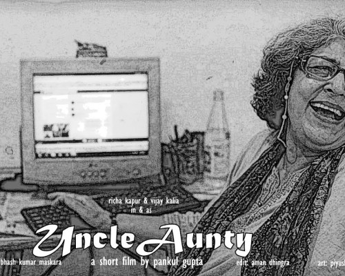"""""""Uncle Aunty"""" – A Movie Review"""