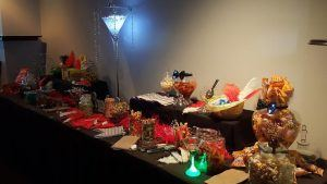 Darwin Function Centre candy bar