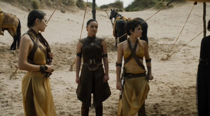 """Game of Thrones- 504i-""""The Sons of the Harpy"""" Instant Cast"""