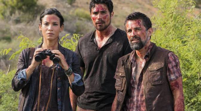 """208 """"Grotesque"""" Instant Cast- Fear The Walking Dead"""