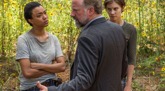 "The Walking dead 705 ""Go Getters"" Recap"