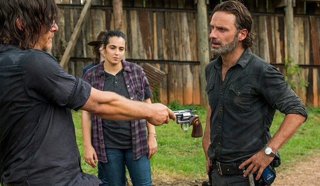 "The Walking Dead 708 ""Hearts Still Beating"" Recap"