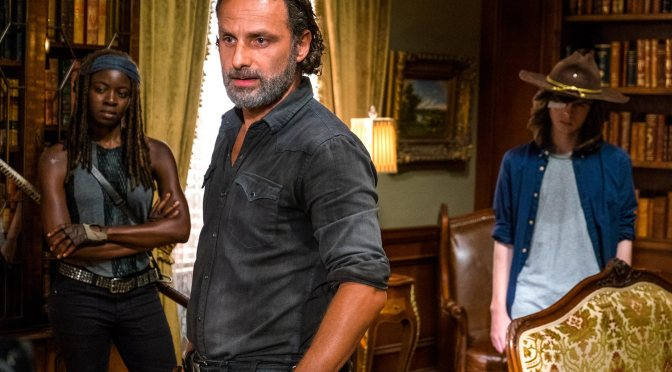 "The Walking Dead 709 ""Rock In The Road"" Review"
