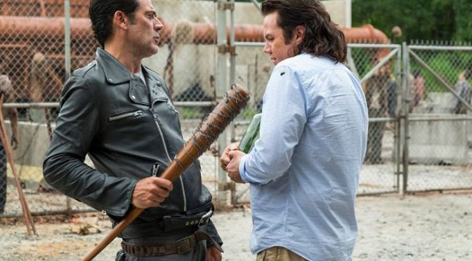 "The Walking Dead 711 ""Hostiles and Calamities"" Instant Cast"