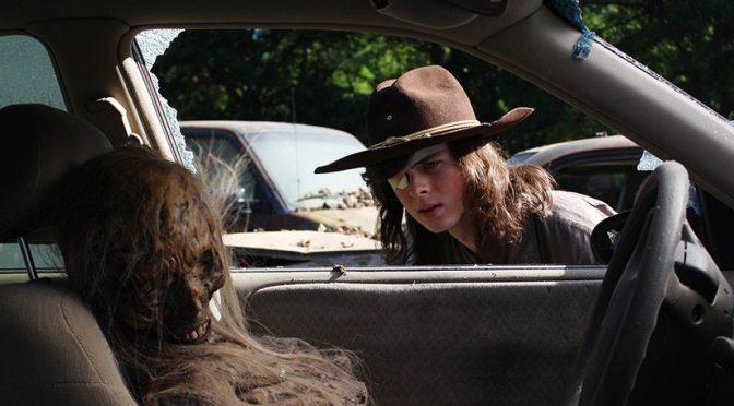 801 Instant Cast- The Walking Dead