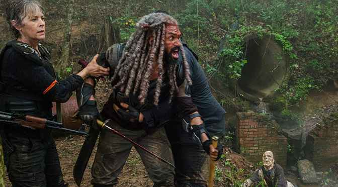"804 ""Some Guy"" The Walking Dead Recap"