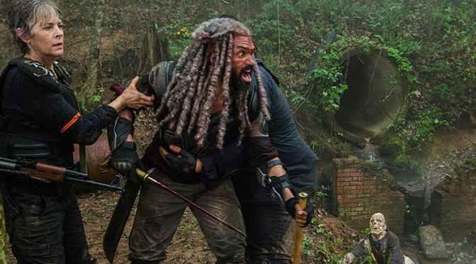 "804 ""Some Guy"" The Walking Dead Recap"