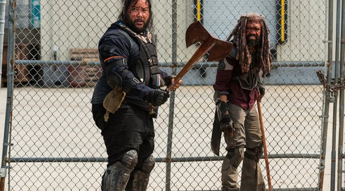 """804 """"Some Guy"""" Instant Cast- The Walking Dead"""