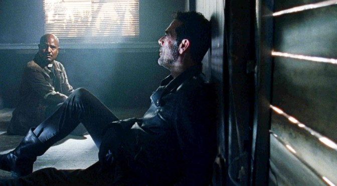 """805 """"The Big Scary U"""" Instant Cast- The Walking Dead"""