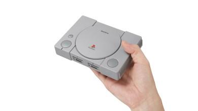 Photo of סוני תשיק קונסולת PlayStation בעיצוב קלאסי עם 20 משחקים מובנים