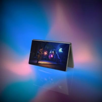 כך יראה סמארטפון המסך מתקפל של וואווי? צילום: letsgodigital