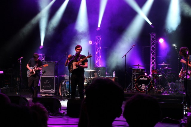 purple stage smilefest