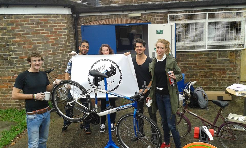 "STUDENT VOICES: Brighton's Bike Culture: ""On ya bike!"""