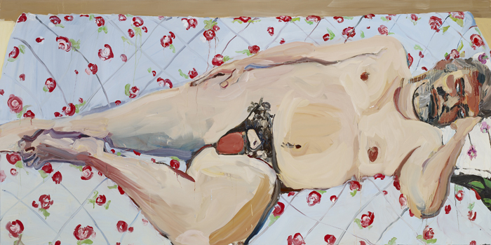 EXHBITIONS: Chantal Joffe's 'Beside the Seaside' at the Jerwood Gallery