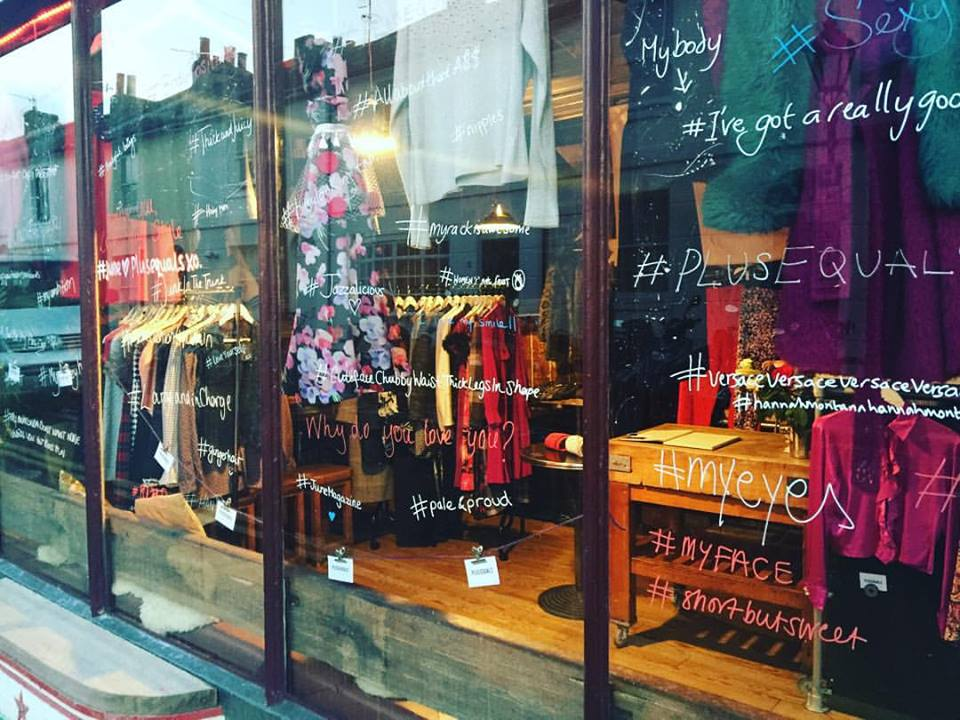 FASHION: 'Plus Equals' Pops Up in Brighton's North Laine