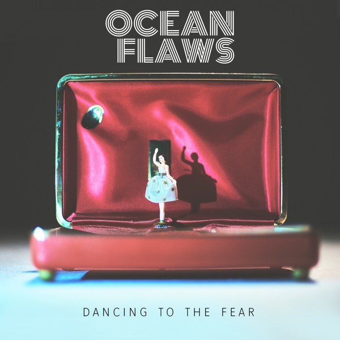 'Dancing To The Fear' cover