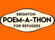 PREVIEW: Brighton Poem-A-Thon @ Komedia, 11/12/2016