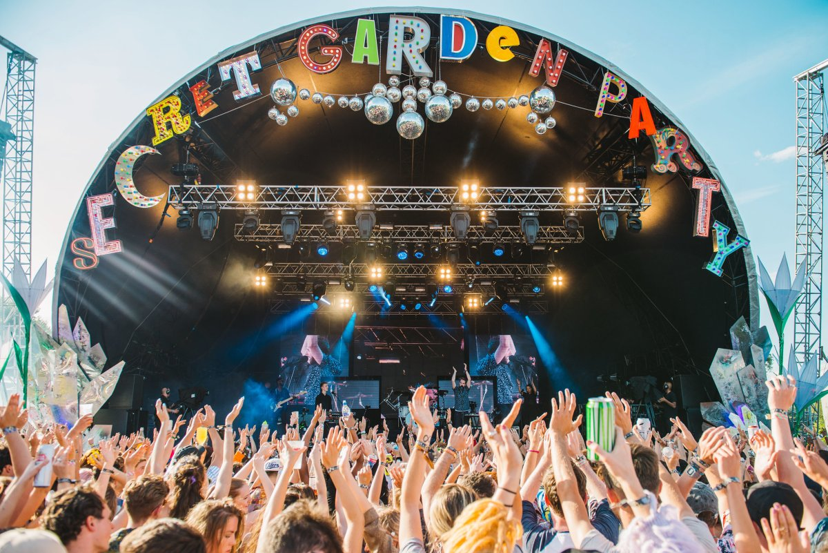 REVIEW: Secret Garden Party @ Abbots Ripton, 20/07/2017 - 23/07/2017