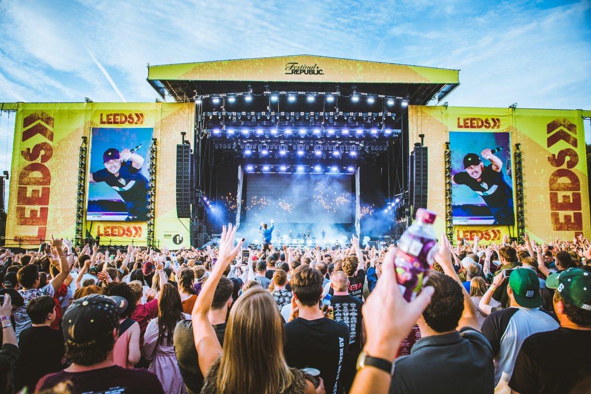 REVIEW: Leeds Festival @ Leeds, 24/08/2017 - 27/08/2017