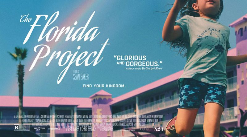 FILM REVIEW: The Florida Project (2017)