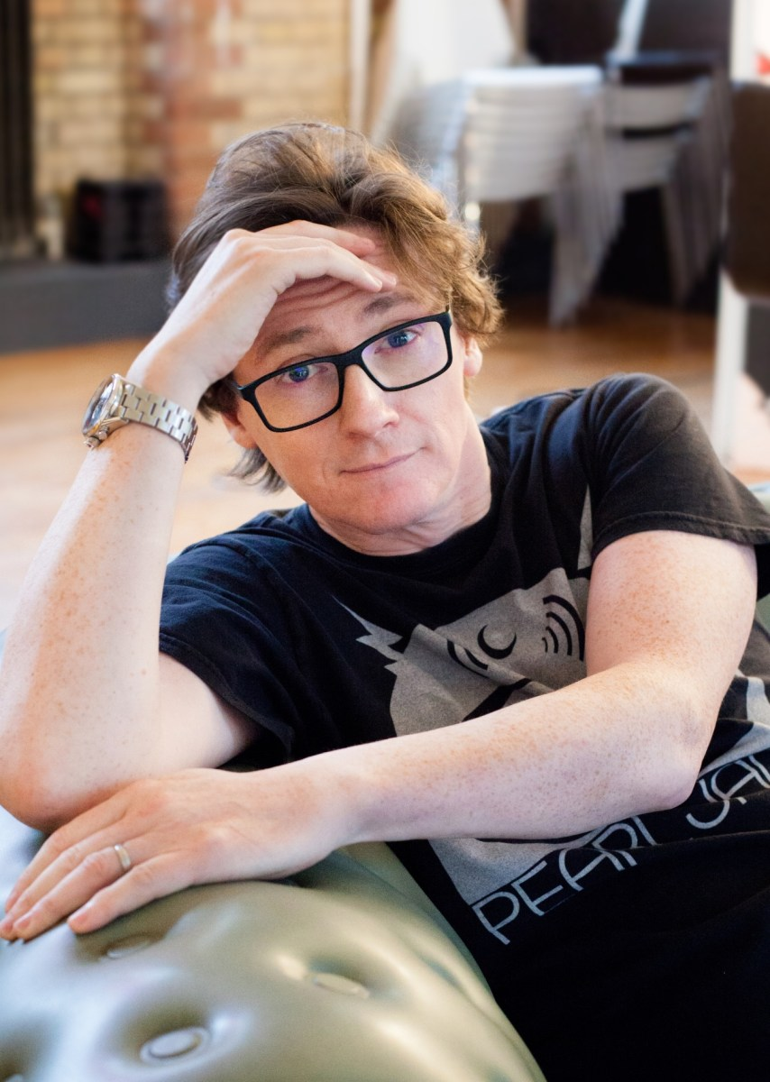 REVIEW: Ed Byrne: Spoiler Alert @ Theatre Royal, 15/02/2018