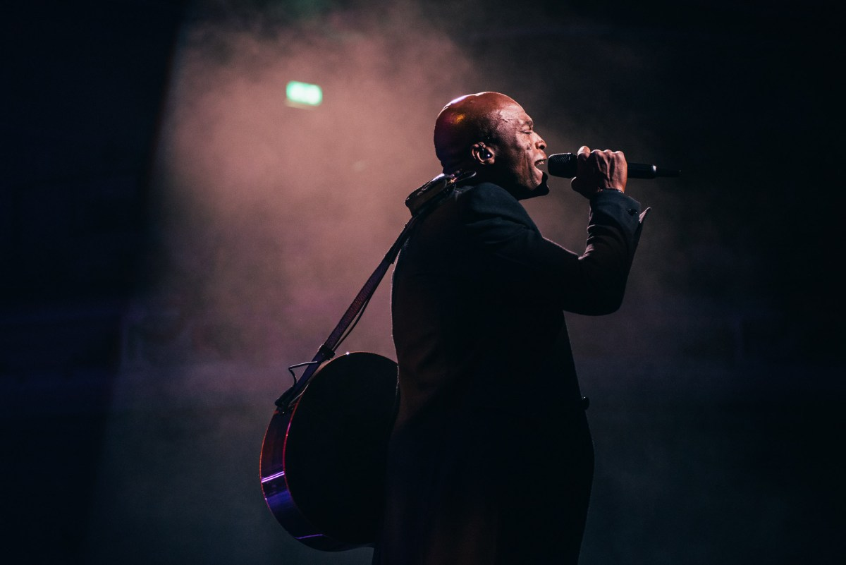 REVIEW: Seal @ Brighton Dome, 17/02/2018