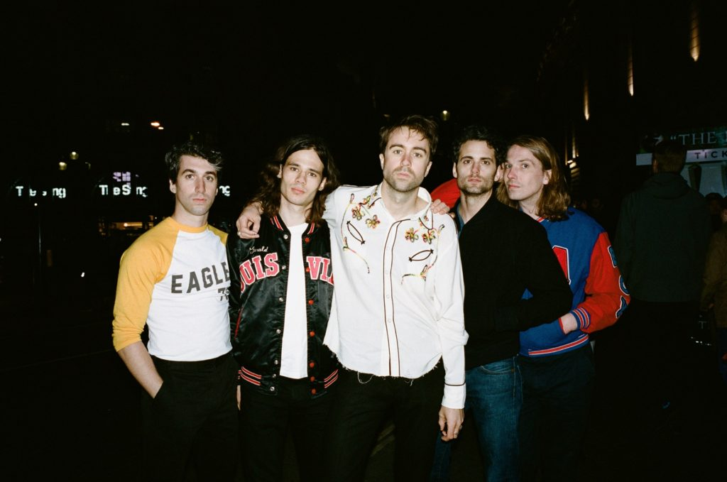 PREVIEW: The Vaccines @ The Brighton Dome, 25/01/2019