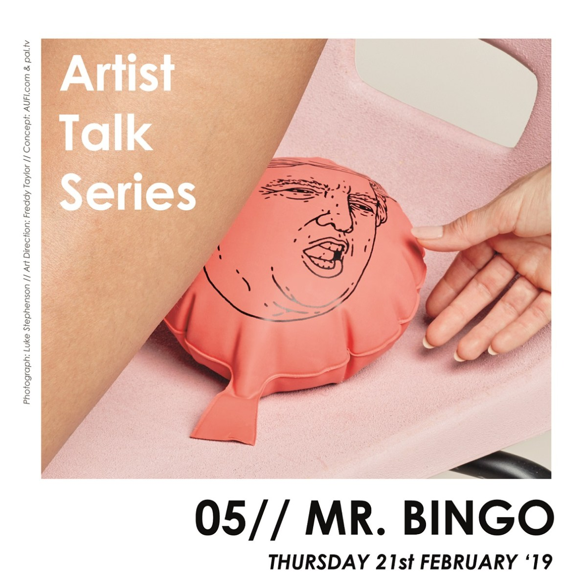 REVIEW: Mr. Bingo's Artist Talk @ The Boileroom, 21/02/2019
