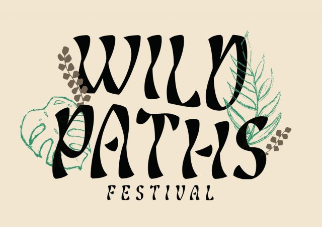 The Wild Paths Festival logo