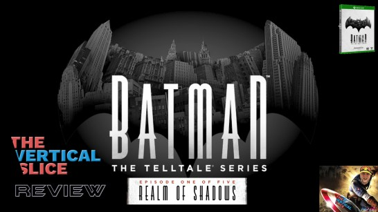 Batman - Episode 1 Review Pic