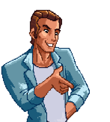 Mark is an undercover FBI agent who is participating in the tournament as cover only; his real interest is to infiltrate Tony's organization and collect enough evidence to tear it down and place the criminals under arrest. When it comes to social behaviour, Mark is keeping to himself and is a quiet kind of guy.