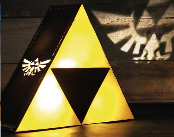Ten Amazing Legend of Zelda Gift Ideas Shaped Like the Triforce