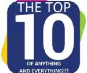 Top 10 Nerdy, Novelty and Unusual Neckties