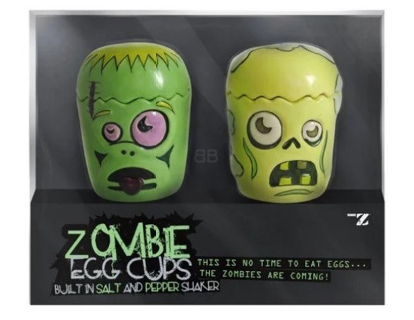 Zombie Egg Cups