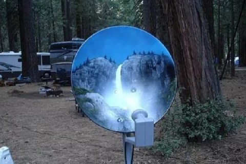 Ten Amazing Satellite Dishes Every Home Should Have