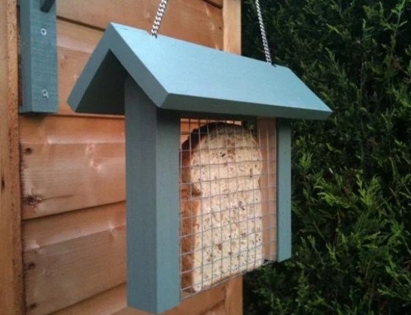 Toast Bird Feeder