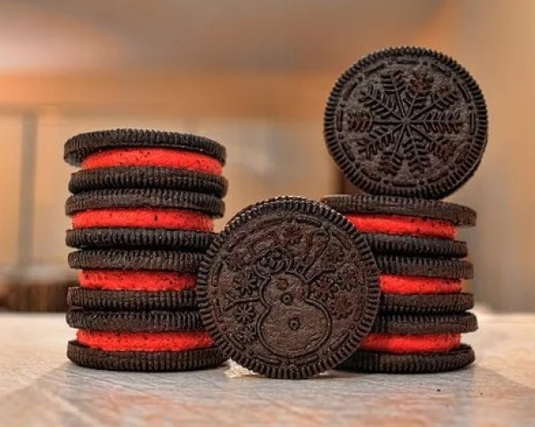 Winter Oreos