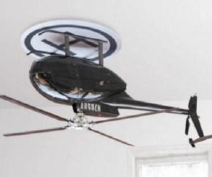 Ten of the Craziest and Most Unusual Ceiling Fans You Will See