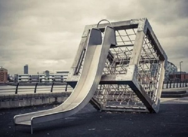 Ten of the Worlds Strangest and Most Unusual Playgrounds for Kids