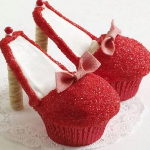 Top 10 Best Recipes and Designs for High Heel Cupcakes