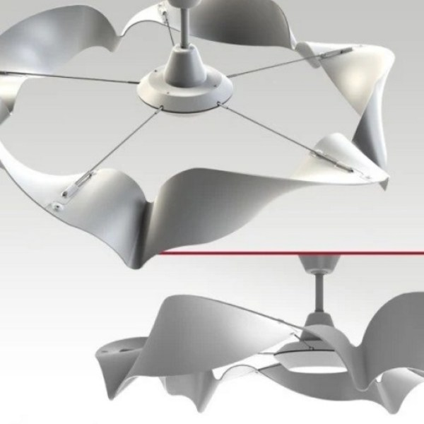 Ribbon Ceiling Fan