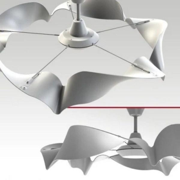 Ribbon Ceiling Fan