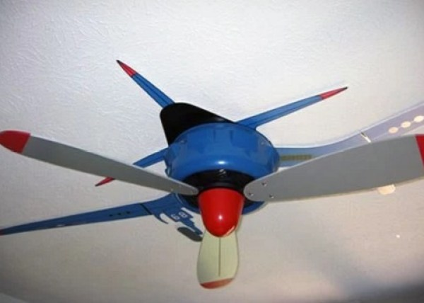 The Hunter Fantasy Flyer Ceiling Fan