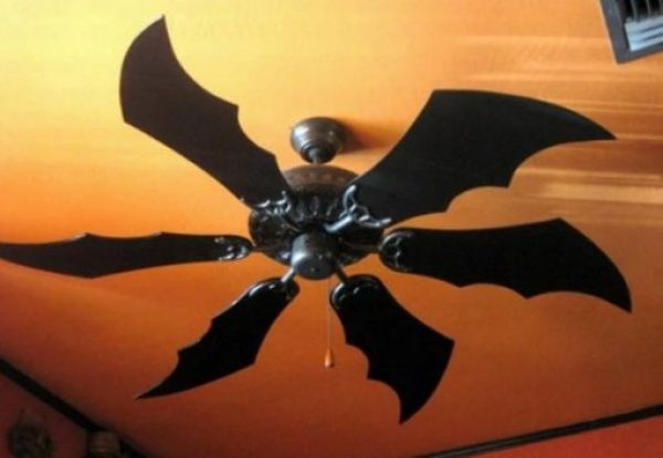 Batman Inspired Ceiling Fan