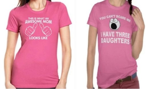 Funny T-shirt Based Mother's Day Gift